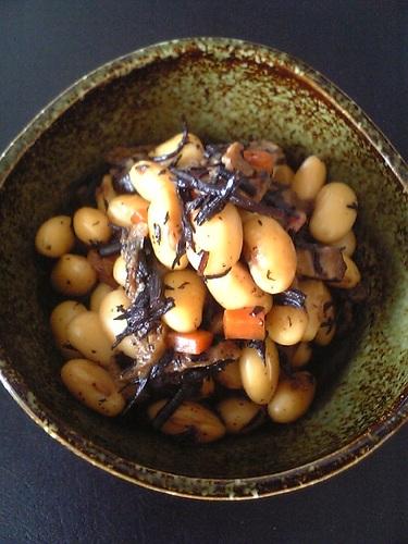 Hijiki Seaweed & Soy Bean Simmer