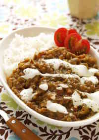 Fiber-Rich Keema Curry