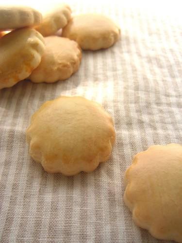 Crispy Oil-Free Cookies