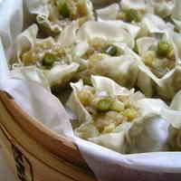 Yummy Scallop and Bamboo Shoots Shumai