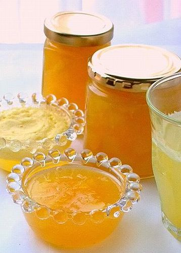 Pineapple Confiture (Jam)