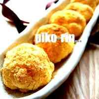 Fluffy Yatsuhashi-Style Milk Mochi