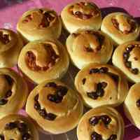 Chocolate Coated Barley Puff Rolls
