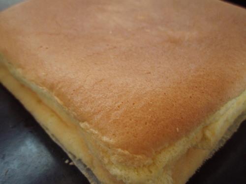 A Sponge Cake I'm Very Proud Of