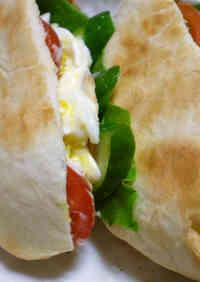 Pita Bread (Pocket Bread)