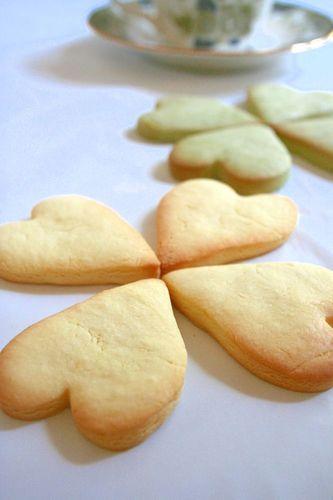 Milk and Milk Matcha Cookies Using Vegetable Oil