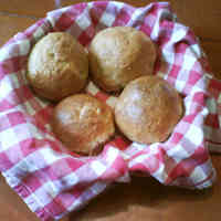 Cream Cheese and Cranberry Buns