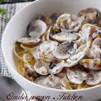 Creamy Pasta With Lots of Clams
