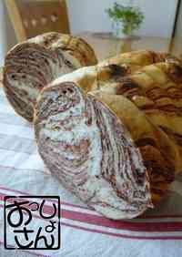 Chocolate Light Chocolate Bread
