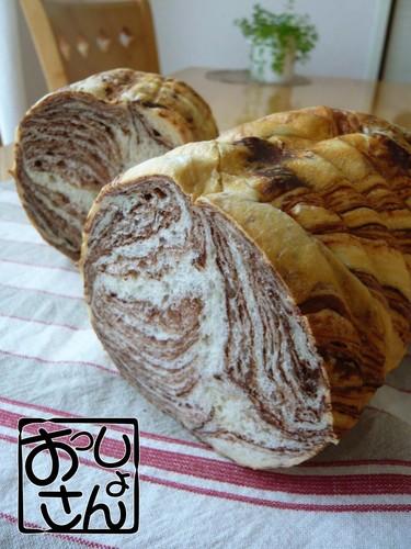 Chocolate Light Chocolate Bread