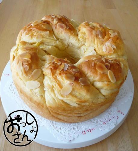 Dense Pudding Bread