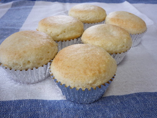 Oil-free Almond Flour Muffins