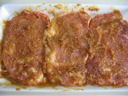 Make-Ahead Miso Marinated Pork