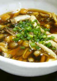 Mushroom Soba Noodles