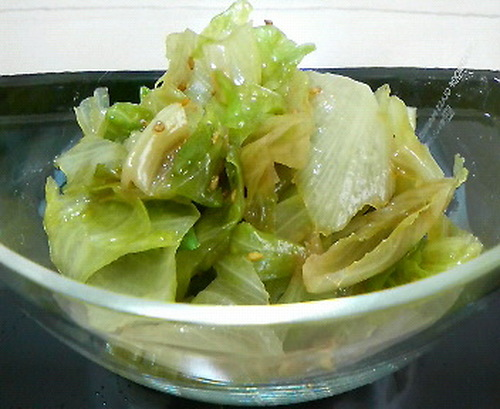Easy Chinese-Style Simmered Lettuce
