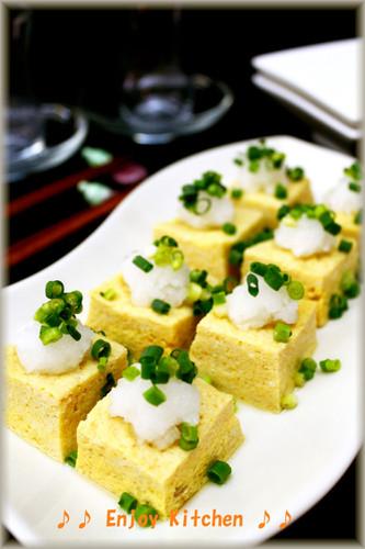 Dashi Japanese-style Omelet
