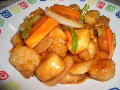 Simple No-Fry Sweet N' Sour Pork