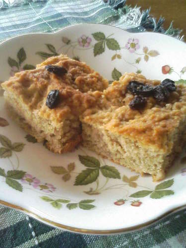 Banana Cake without Eggs, Butter, or Milk