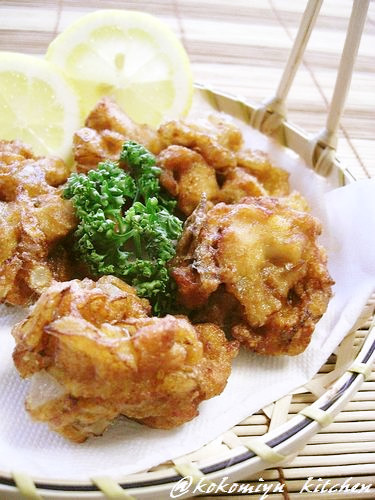 Cheap But Delicious Karaage-Style Chicken Nuggets