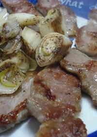 Grilled Salted Pork