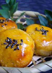 Japanese-style Sweetened Sweet Potatoes