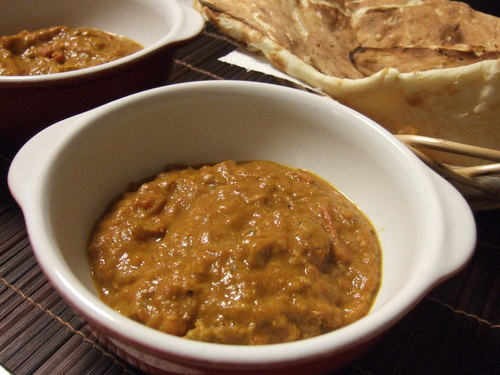 Authentic Indian Curry