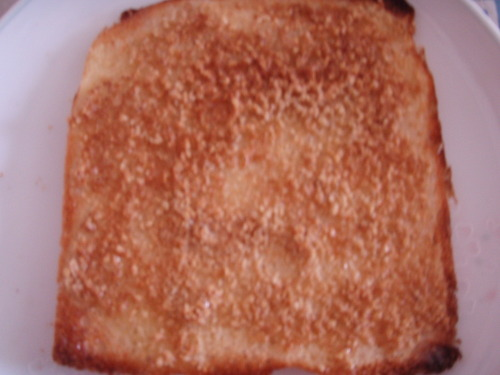 Aromatic Ground Sesame Toast