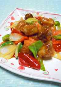 Simple Sweet N' Sour Pork