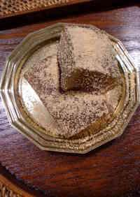 Chewy-Thick and Genuine Warabi Mochi