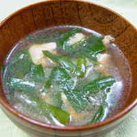 My Father's Kashiwa Soup