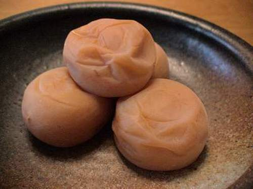 Reduced-Sodium Umeboshi