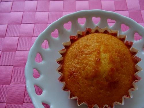 Luxuriously Moist Madeleines