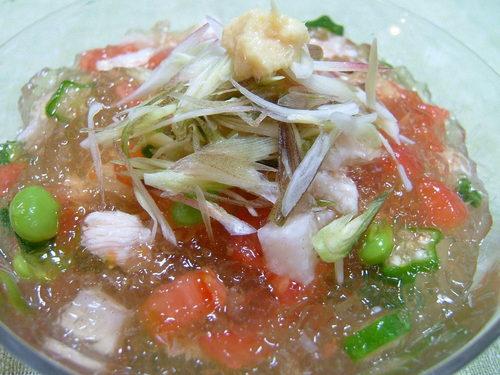 Dashi Gelée Soup