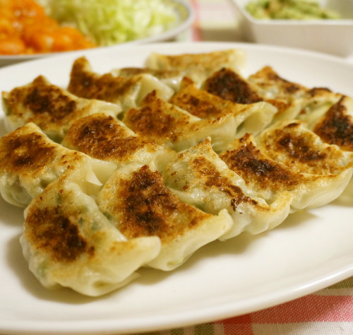 Veggie-Packed Healthy Gyoza