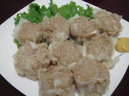 Mama's Shumai (Siumai) Dumplings