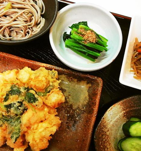 Crispy Shrimp & Vegetable Fritters