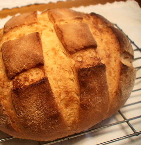 * Fragrant * Buttery French Bread *