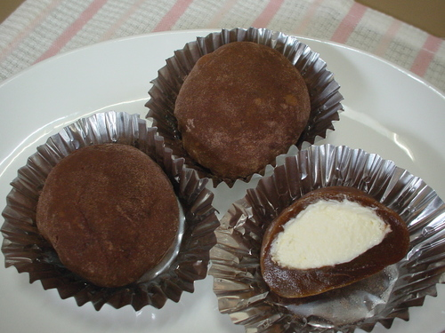 Easily Made in the Microwave! Tiramisu Daifuku!
