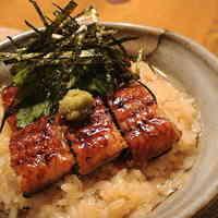 Dashi Stock for Ochazuke with Broiled Eel