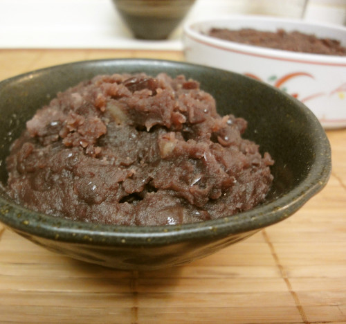 Basic Tsubu-an Chunky Adzuki Bean Paste