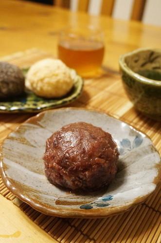 3 Types of Adzuki Bean Mochi