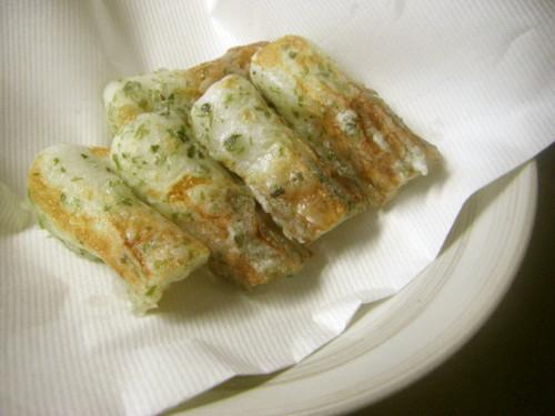 Chikuwa Isobe Fries