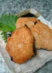 Macrobiotic ^^ Fried Lotus Root Seaweed