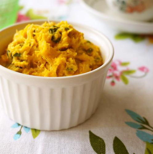 Deli-style Kabocha Squash Salad