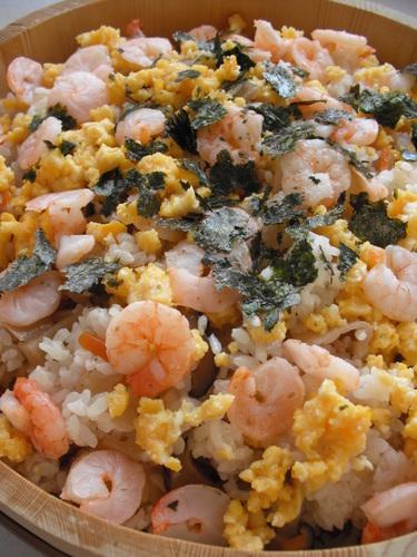 5-Ingredient Chirashi Sushi