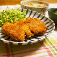 Crispy Basic Fried Meat Skewers