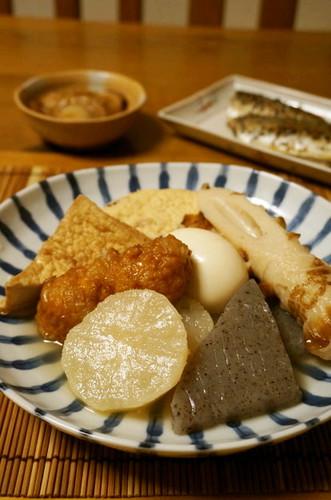 Tasty Kansai-Style Oden