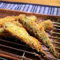 Fried Okra for Bentos