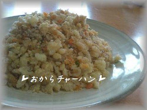 Okara Fried Rice