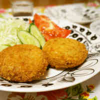 Basic Potato Croquettes